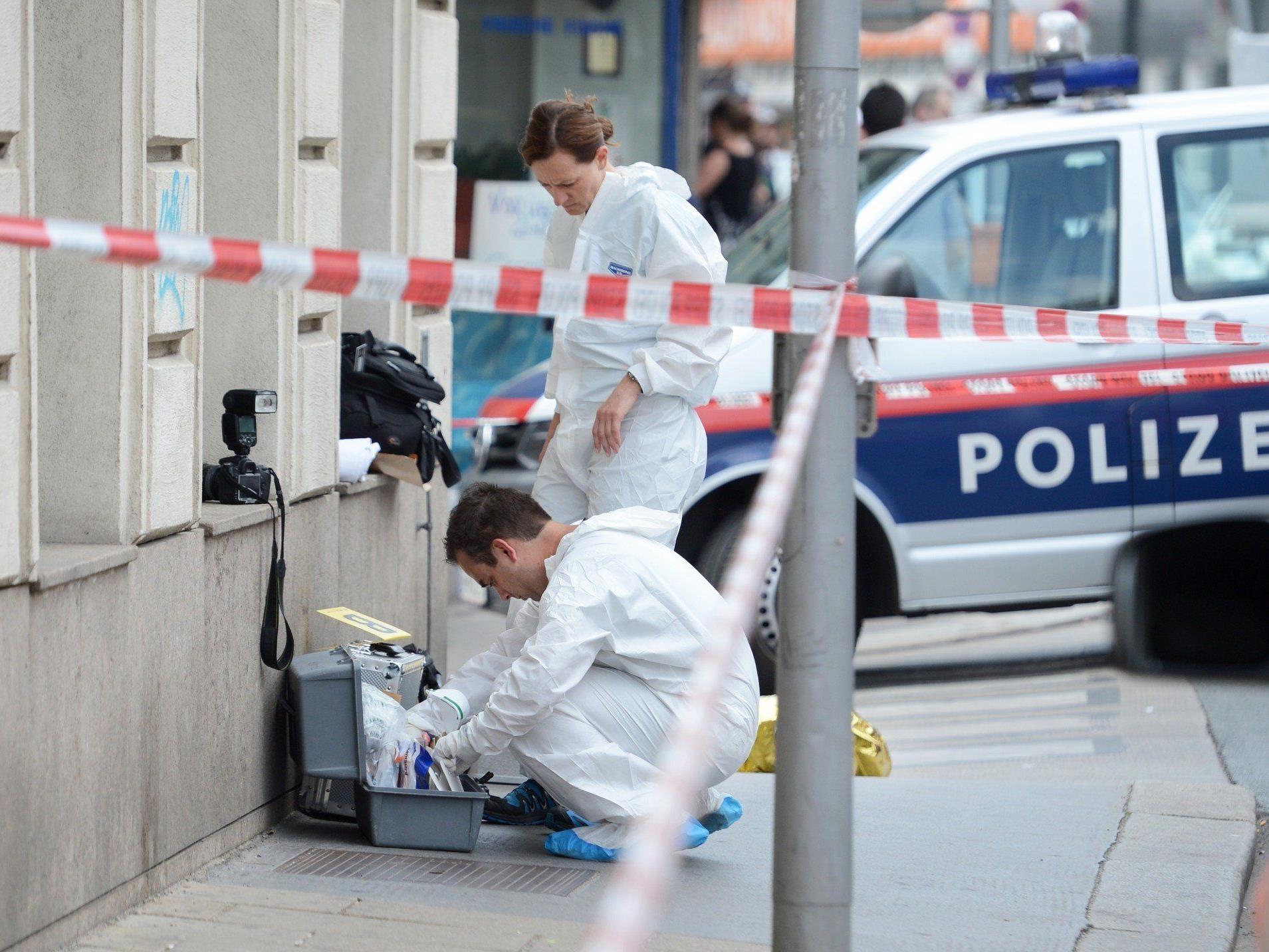 Überfall in Wien