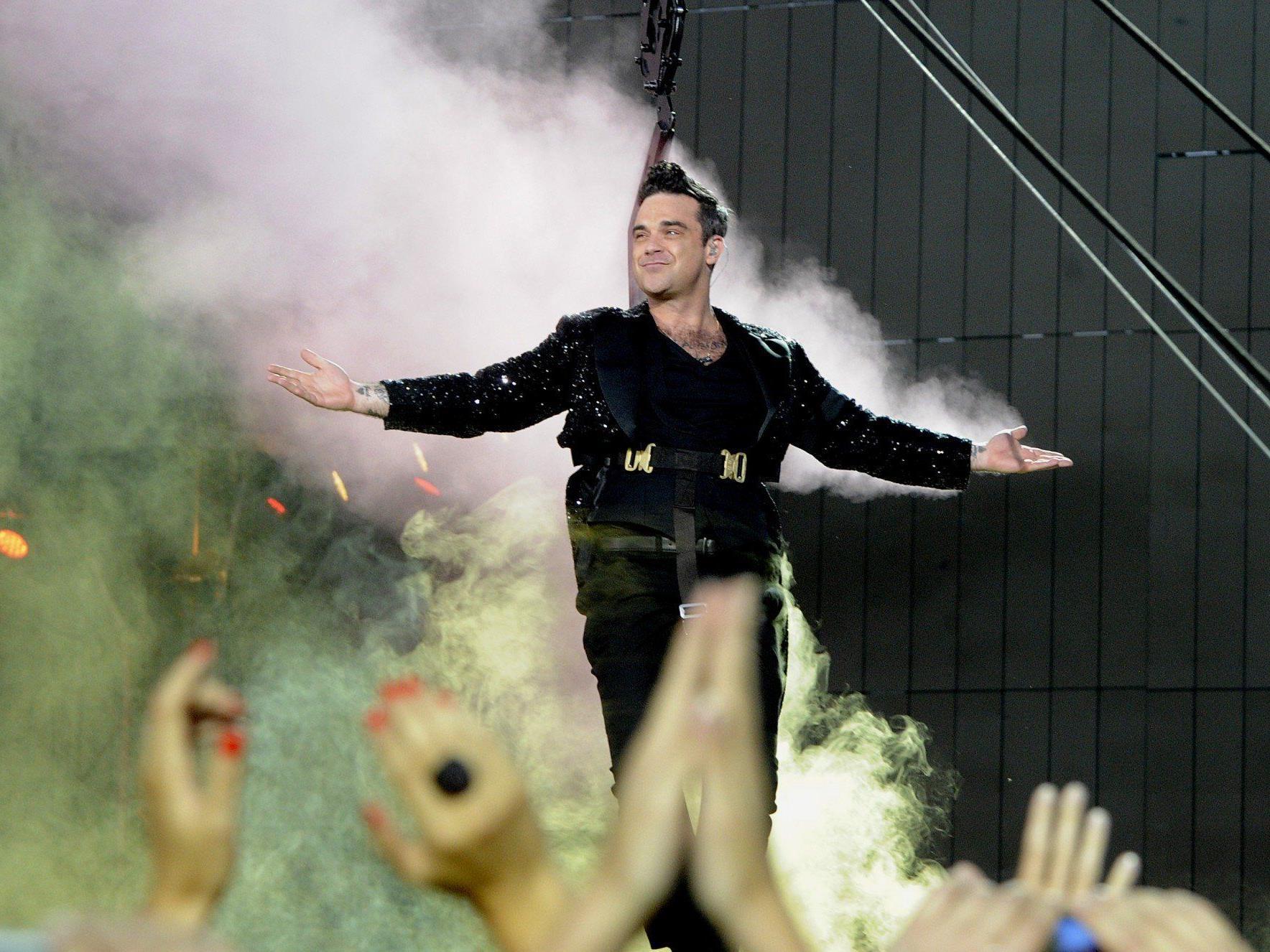 Robbie Williams Wien