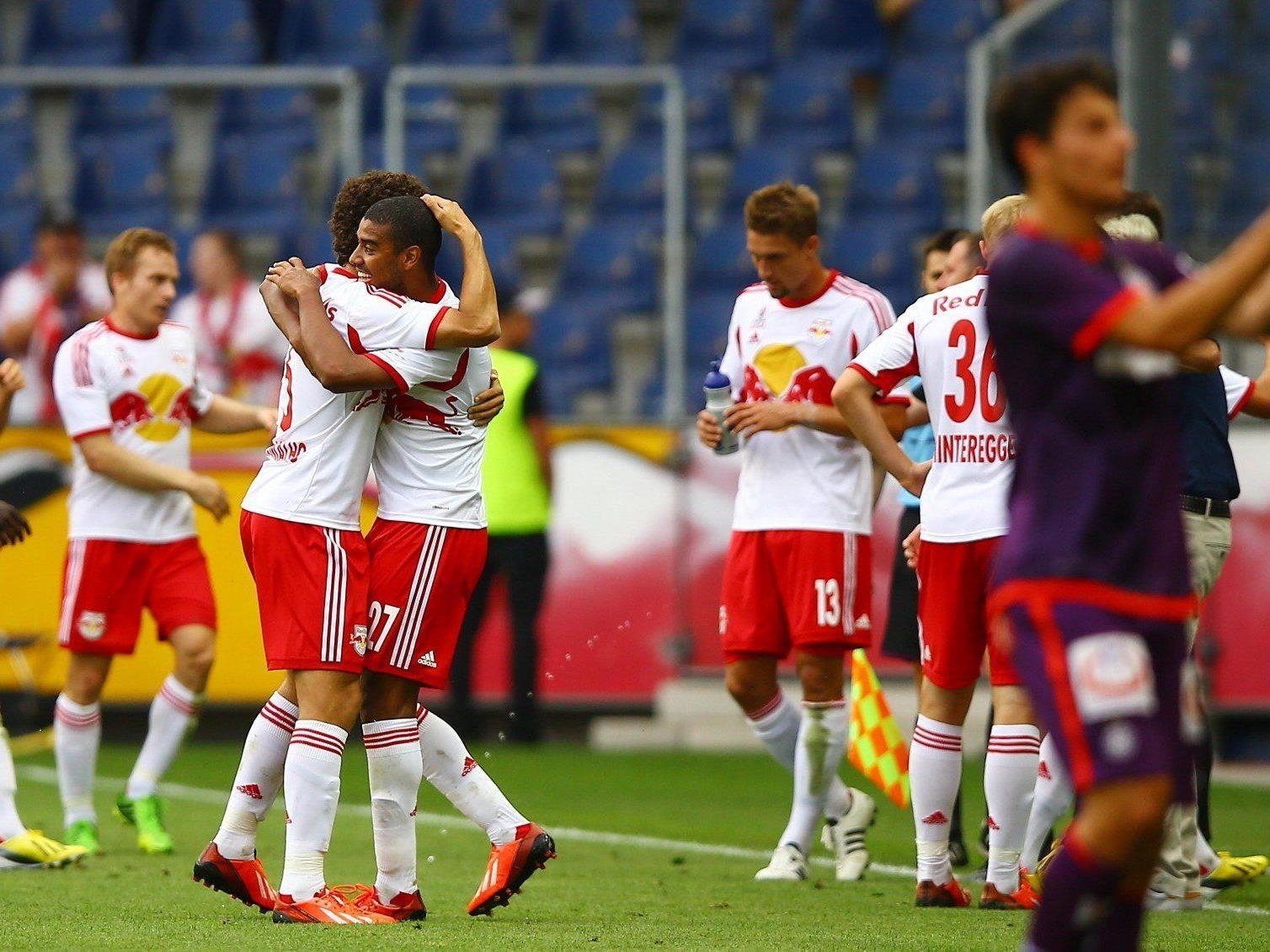 Die Stimmen zum MatchiRed Bull Salzburg gegen FK Austria Wien vom Samstag.