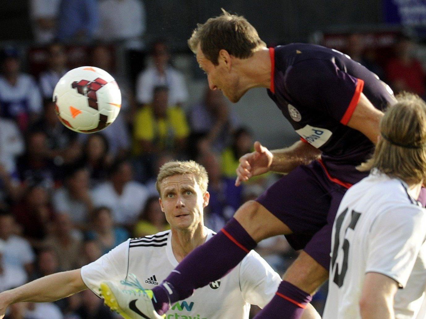 Das sind die Meinungen zum Champions League-Match zwischen Austria Wien und Hafnarfjördur.