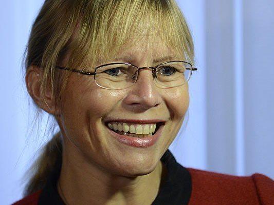 Beatrix Karl blickt auf eine bewegte Amtszeit zurück