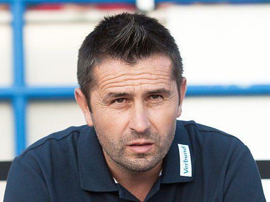 Trainer Bjelica reagiert auf Transfergerüchte um Hosiner