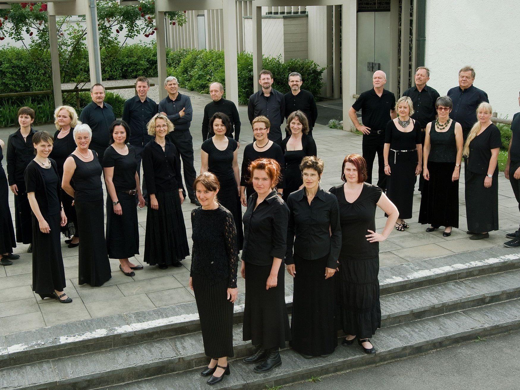 Das Ensemble Kontrapunkt begeistert mit geistlicher Musik