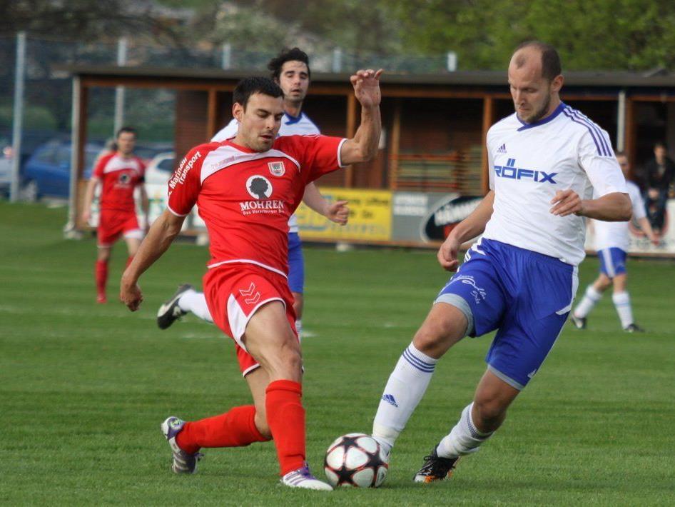 Beim FC Dornbirn-Mittelfeldspieler und Pechvogel Kevin Dold hat nun der Beruf Vorrang.