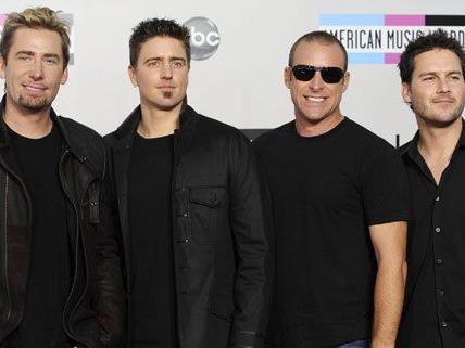 """Nickelback kommen Ende Oktober mit ihrer """"The Hits""""-Tour auch nach Österreich."""