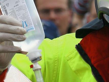 Sechs Verletzte bei Kollision auf A1 im Bezirk St. Pölten
