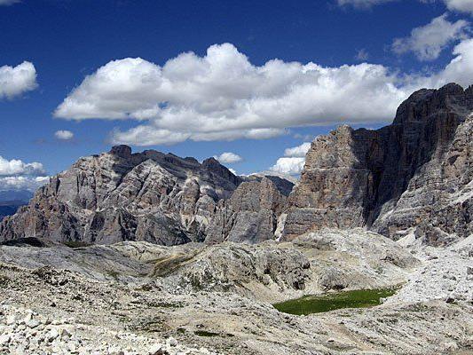 Ein Südtiroler verunglückte in den Dolomiten tödlich