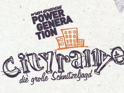 """Heuer findet erstmals die """"City Rallye"""" statt: Wiens größte Schnitzeljagd."""