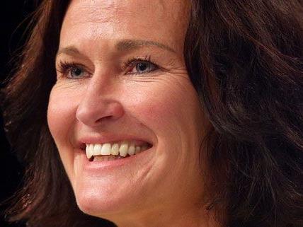 Grünen-Chefin Eva Glawischnig führte Schlagabtausch mit der ÖVP