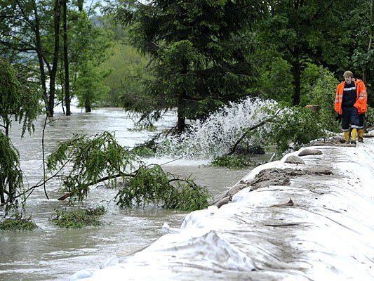Hochwasser kostet heimische Versicherer 250 Mio. Euro