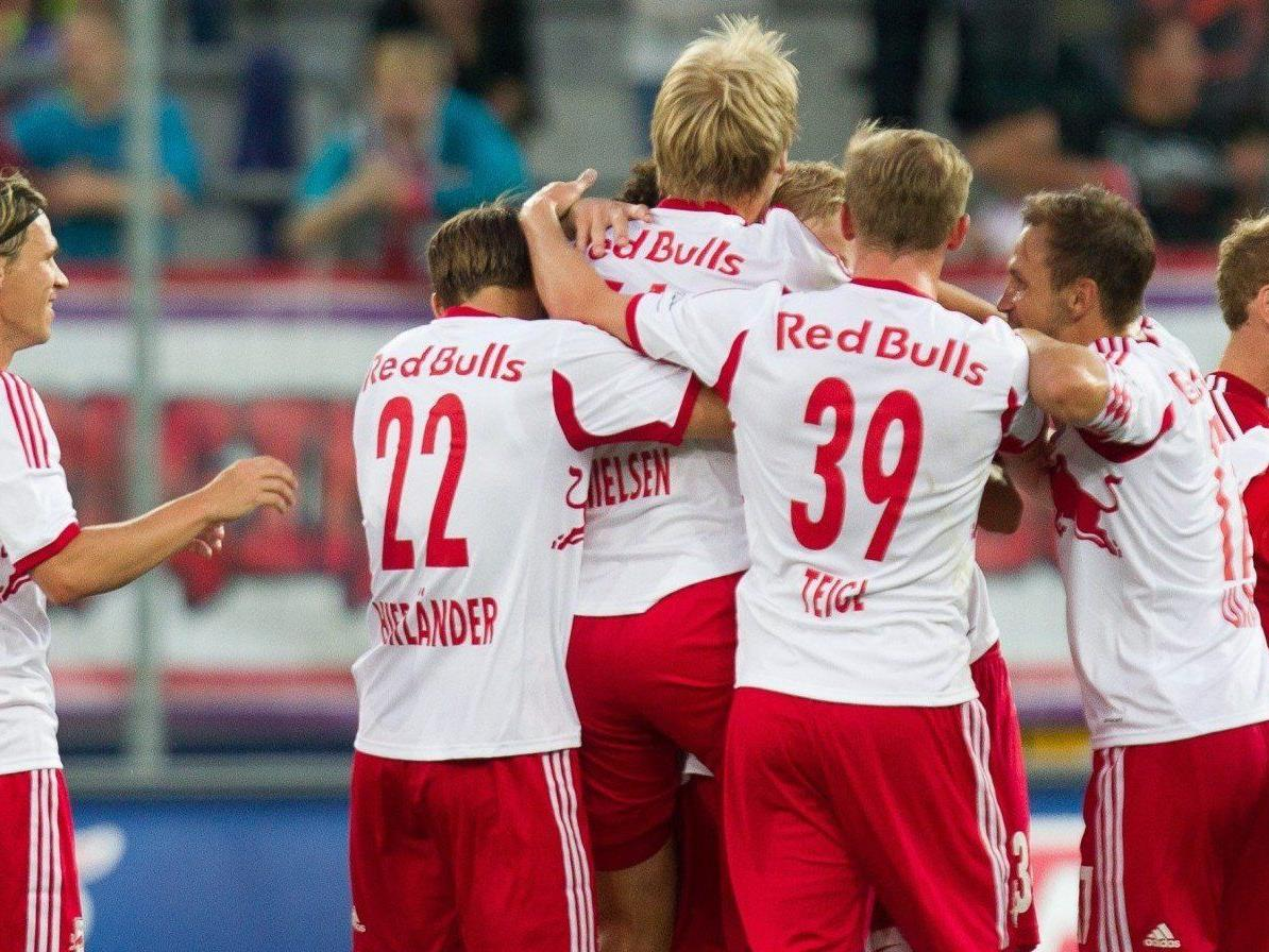Wir berichten am Samstag ab 19 Uhr live vom Spiel Red Bull Salzburg gegen FK Austria Wien.