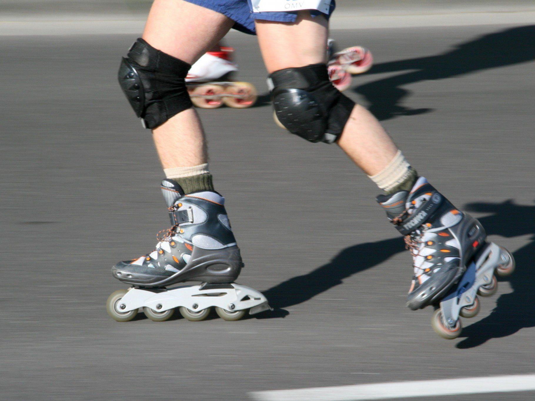 Inline-Skating: In Wien ein gerne betriebener Freizeit-Spaß