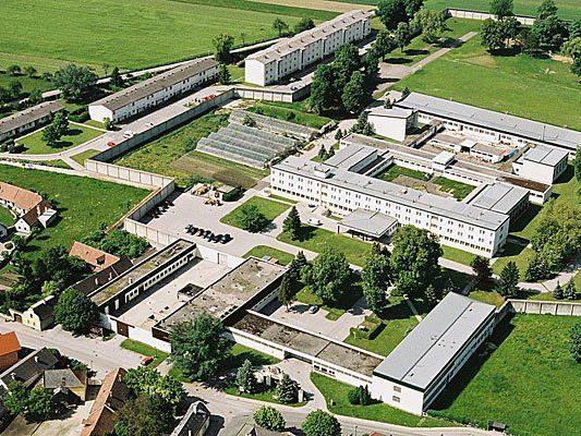 In der Justizanstalt Gerasdorf kam es zu einem Suizid