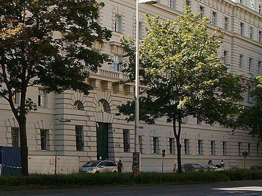 Eine Razzia wurde in der Justizanstalt Josefstadt durchgeführt