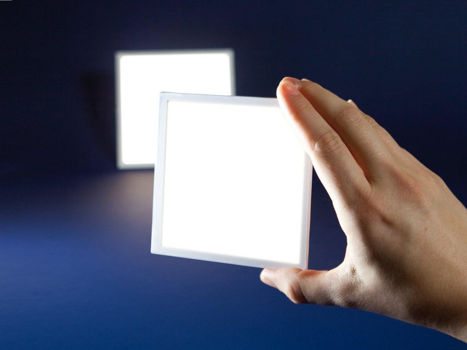 Das OLED-Modul LUREON REP ist das derzeit weltweit leistungsstärkste OLED-Lichtmodul für die professionelle Beleuchtung