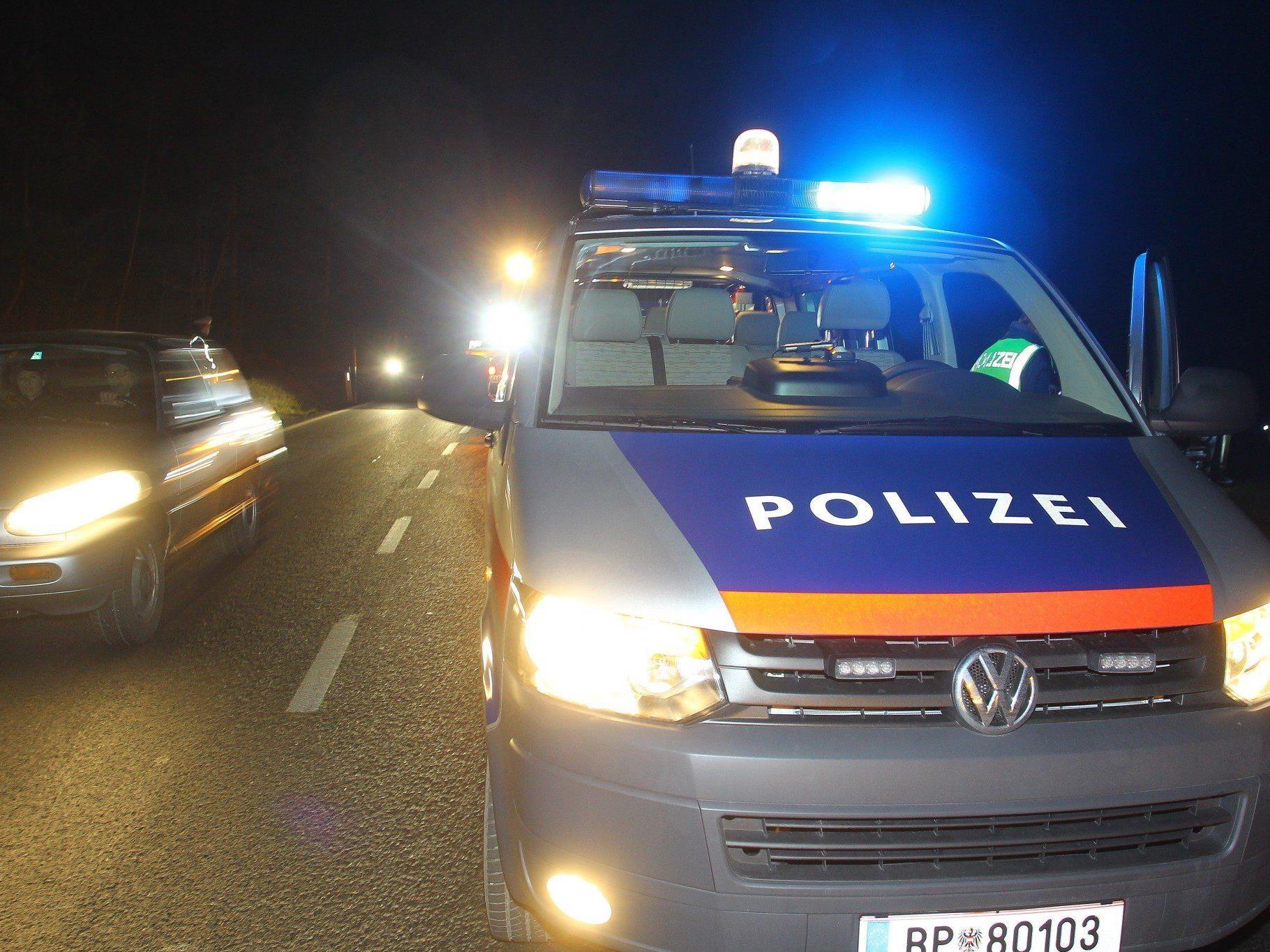 Dornbirn: Verdächtige im Zuge einer Sofortfahndung gefasst.