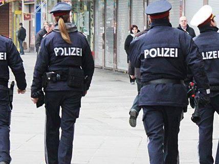 Die Polizei nahm auf der Mahü Diebe fest
