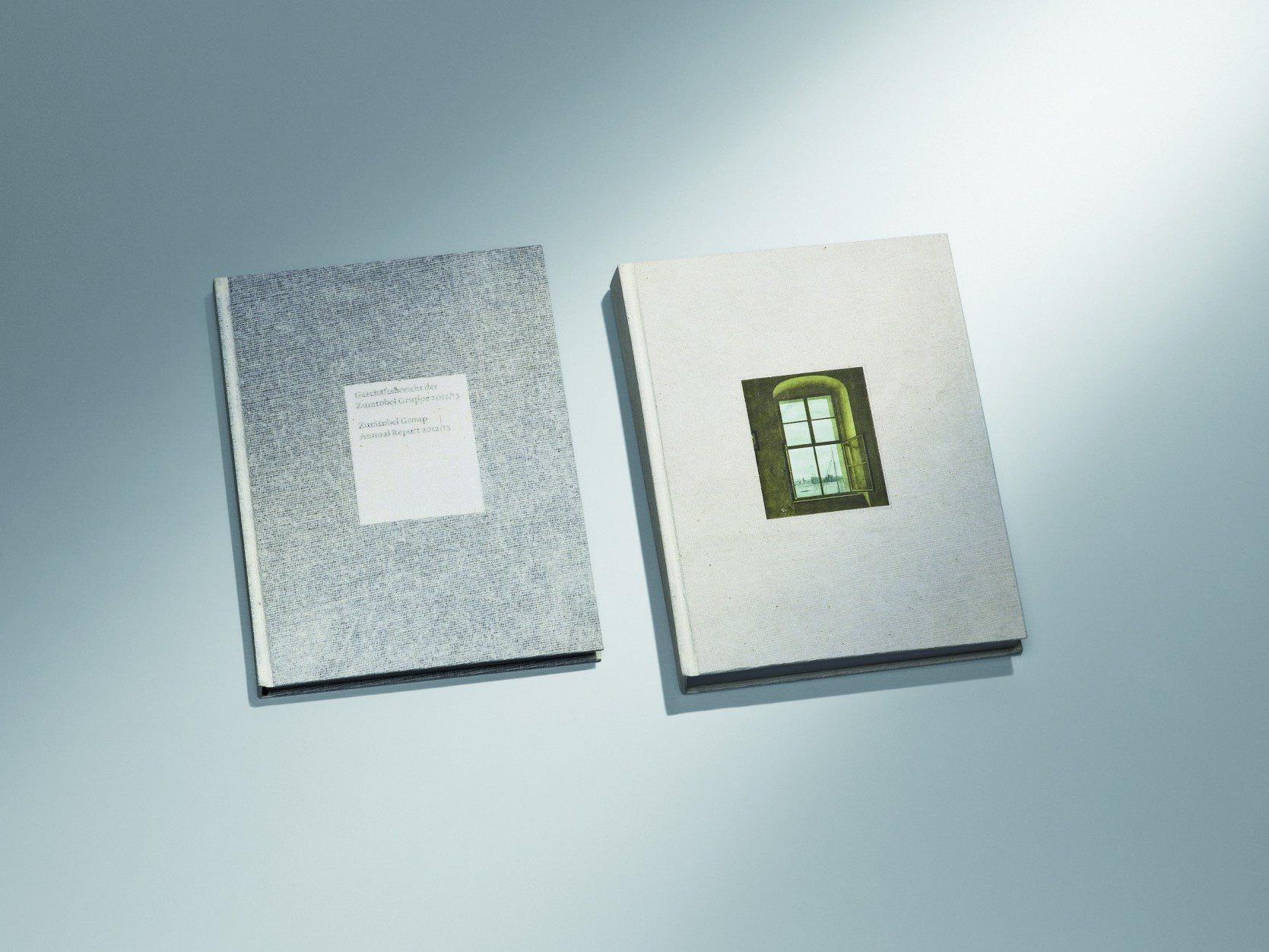 Künstlerischer Geschäftsbericht 2012/13 der Zumtobel Gruppe