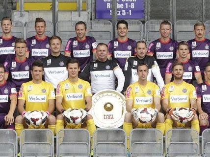 Die Austria Wien tritt gegen den isländischen Meister an.