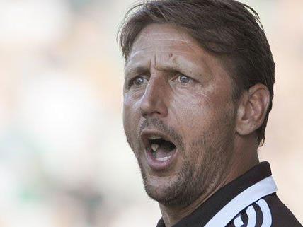 Rapid Trainer Barisic reiste zuversichtlich nach Griechenland