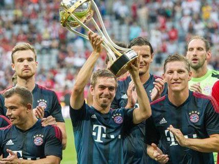 Der FC Bayern München schenkte Uli Honeß einen Sieg gegen Barcelona