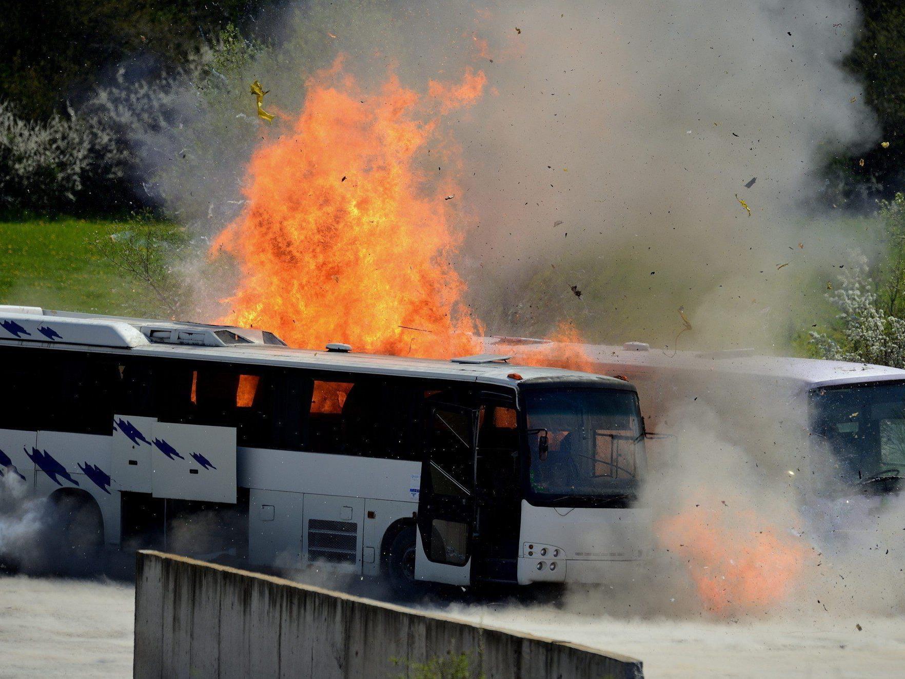 Die Hisbollah-Miliz wird verdächtigt, hinter einem Anschlag auf einen Bus in Burgas zu stehen.