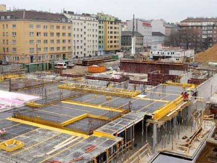 Alpine-Insolvenz triffft Wiener Wohnbau