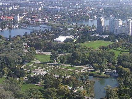 In Wien laden viele Plätze zum Grillen ein
