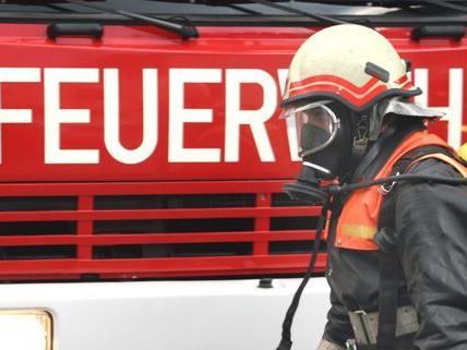 Verdacht der Brandstiftung in Wien-Meidling: