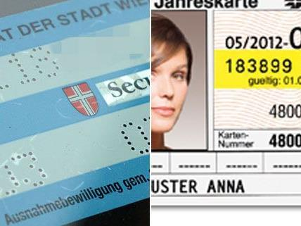 Bis zu 5.000 Euro sparen Jahreskartenbesitzer laut Wiener Linien.
