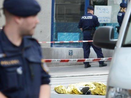 Nach dem Überfall am Freitag wurde ein Verdächtiger festgenommen.