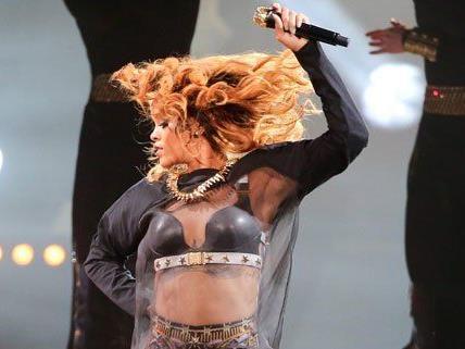 Am 9. Juli tritt Rihanna in der Wiener Stadthalle auf.