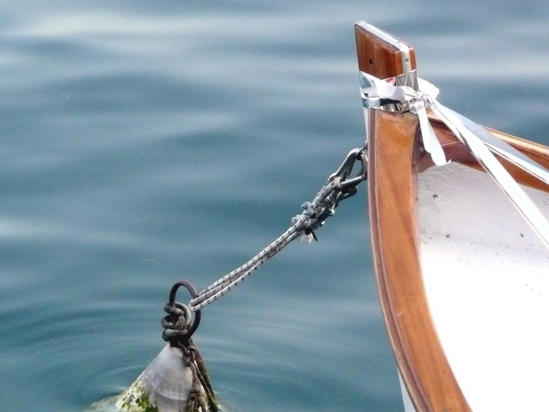 In Seenot geraten: m Sonntag wurde ein Paar aus Wien aus dem Neusiedlersee gerettet.