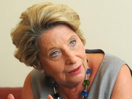 Ursula Stenzel übt an der eigenen Partei Kritik.