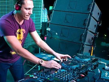 Der mehrfach ausgezeichnete DJ kommt zurück nach Wien