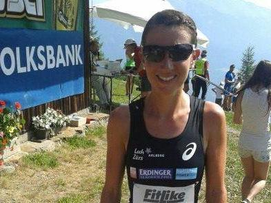 Die Dornbirnerin Sabine Reiner gewann den Obergailtaler Berglauf in Kärnten mit Rekordzeit.