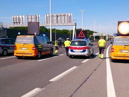 Seit 100 Tagen sind die Traffic Manager der Asfinag im Einsatz.