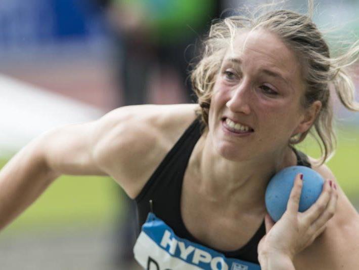 Die Dornbirnerin Raffaela Dorfer hofft über die 400 Meter Distanz auf eine Medaille.