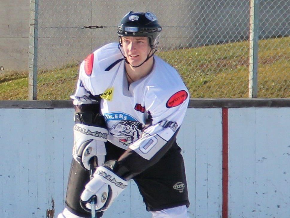 Ice Tigers Dornbirn Crack Tobias Welte ist nach einem tragischen Verkehrsunfall verstorben.
