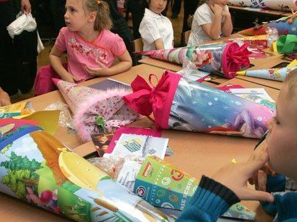 Am 2. September beginnt für 16.500 Taferlklassler die Schule.