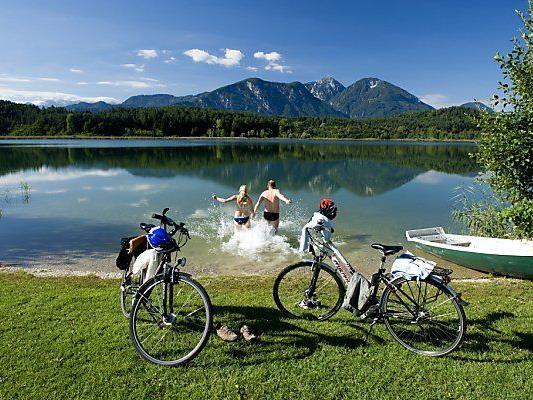 Heißes Wasser in Seen keine Gefahr