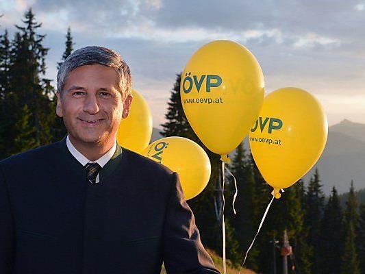Spindelegger mobilisiert auf ÖVP-Klubklausur