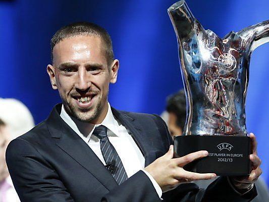 Franzose wurde für erfolgreiche Saison belohnt