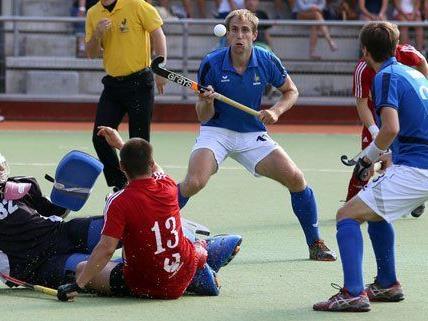 Russland gewann mit 5:4 gegen Frankreich.