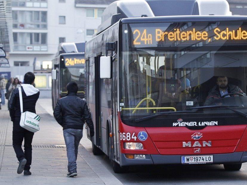 Am Freitag ereignete sich ein schwerer Verkehrsunfall in Wien-Donaustadt.