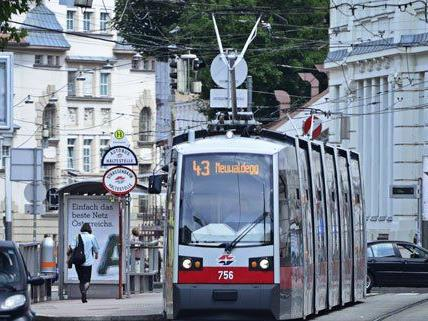 Straßenbahnlinie 43 In Wien Mit Mehr Tempo Unterwegs Wien 1
