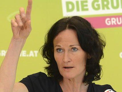 Die Grünen setzen bei der Nationalratswahl auf ein Anti-Korruptions-Paket.
