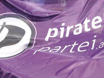 Die Piraten treten heuer bei der NR-Wahl an.