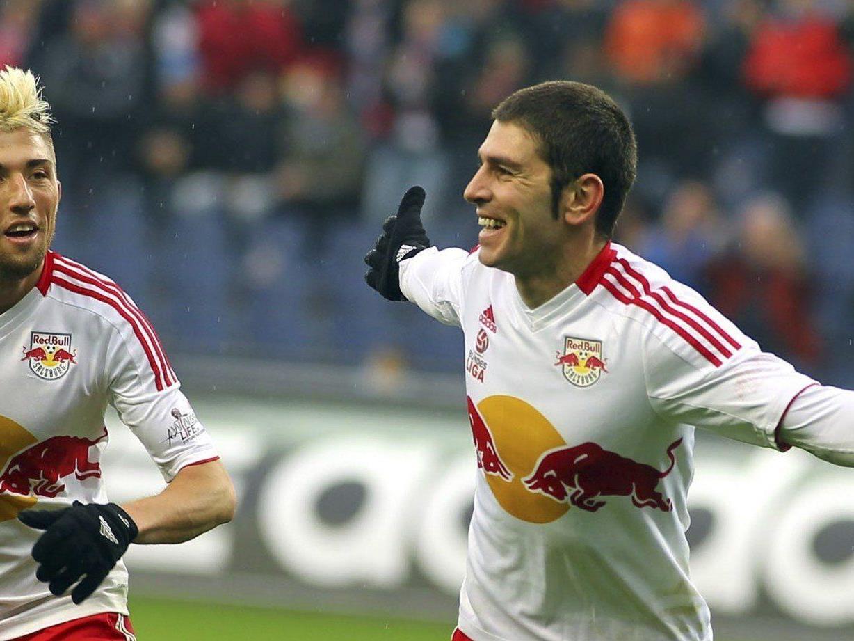 Wir berichten am Samstag ab 16.30 Uhr live vom Spiel SK Sturm Graz gegen Red Bull Salzburg.