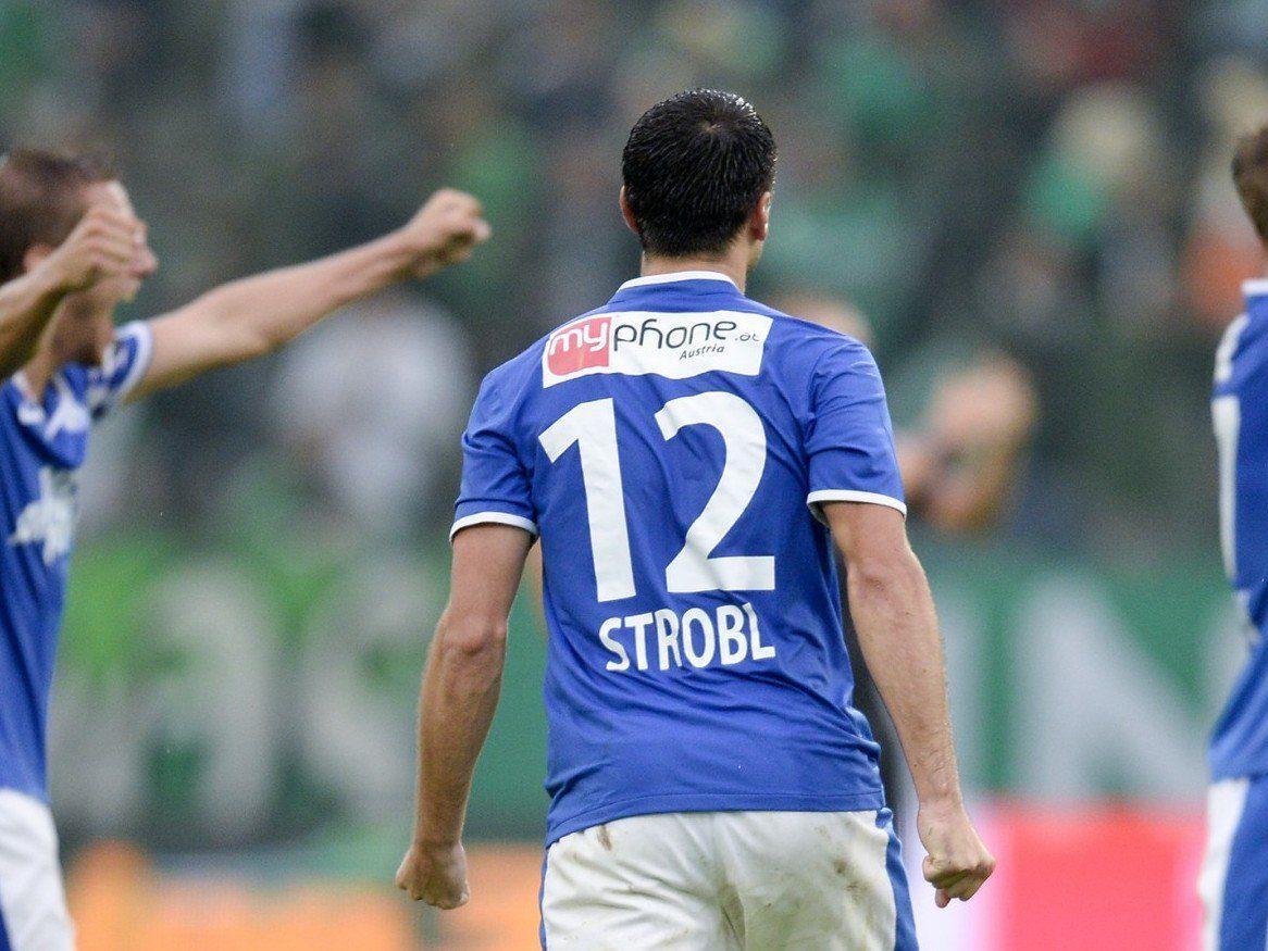 Wir berichten am Samstag ab 19 Uhr live vom Spiel SV Grödig gegen Wiener Neustadt.